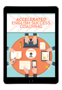Accelerated English Success Coaching